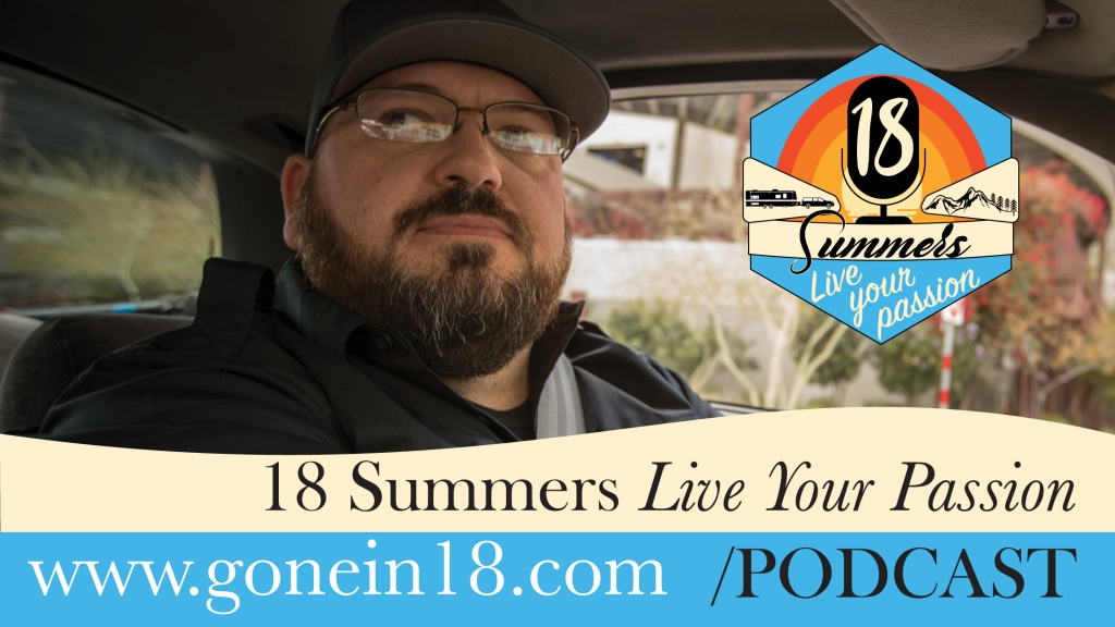 18 Summers: Live your Passion
