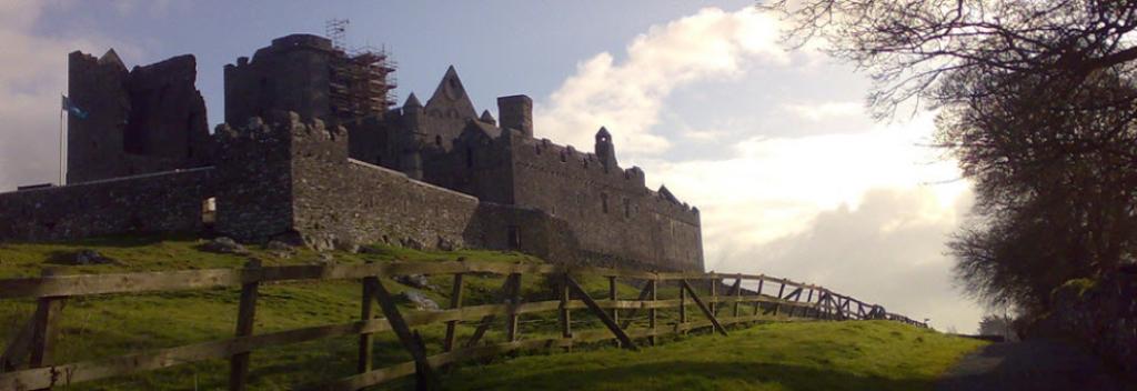 Underway in Ireland