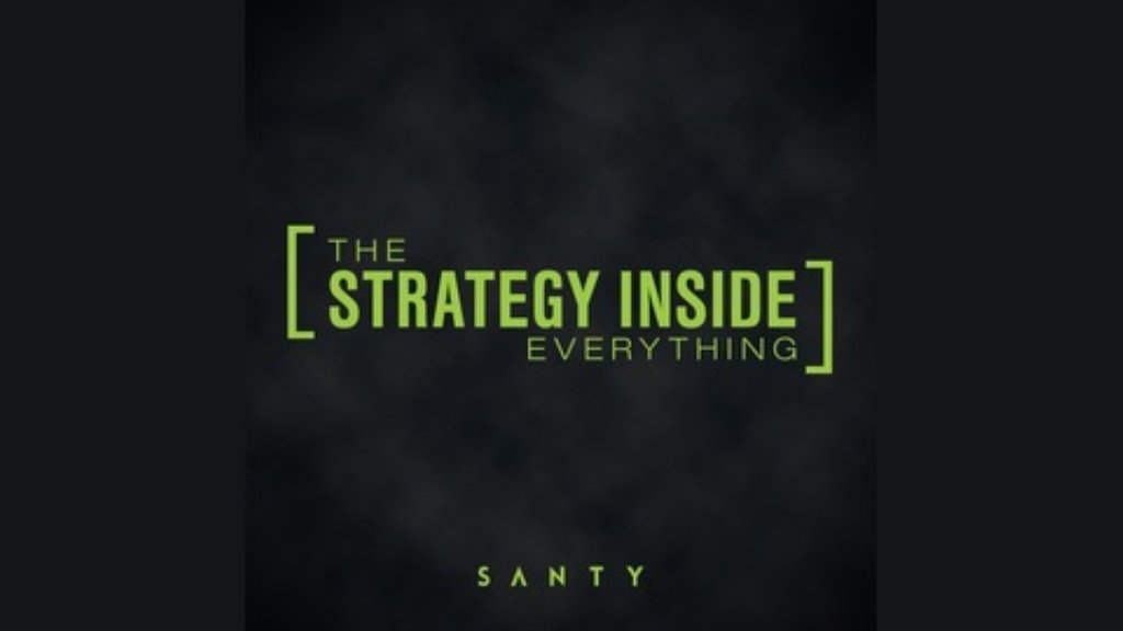 The Strategy Inside Everything
