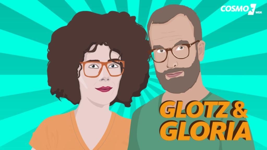 COSMO Glotz und Gloria: Der Serien-Podcast