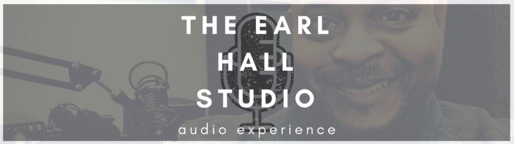 The Earl Hall Studio Audio Experience