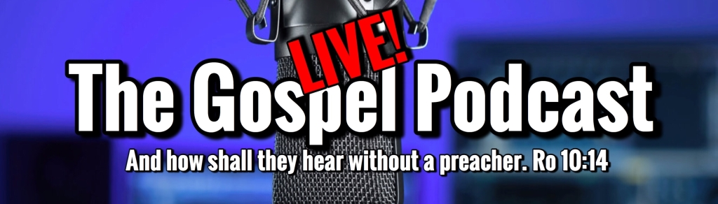 The Gospel Podcast Live!
