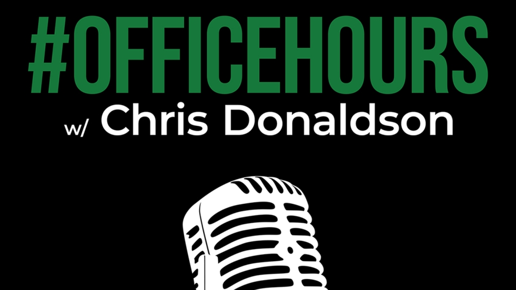 OfficeHours with Chris Donaldson