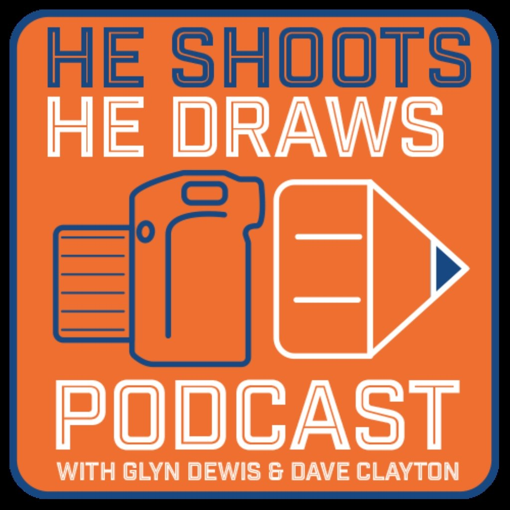 He Shoots, He Draws Podcast
