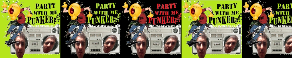Party With Me Punker!!!