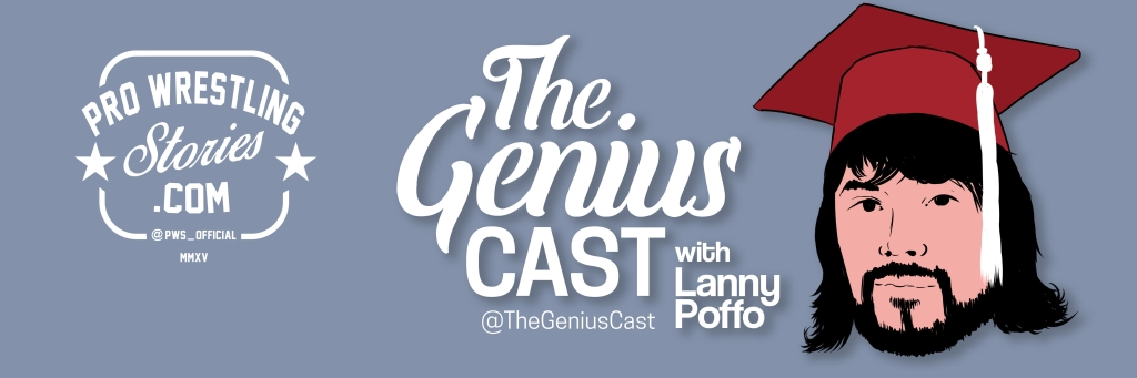 The Genius Cast with Lanny Poffo