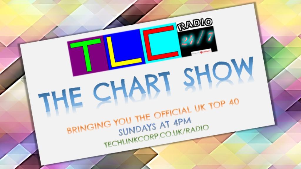 The TLC Radio 24/7 Chart Show