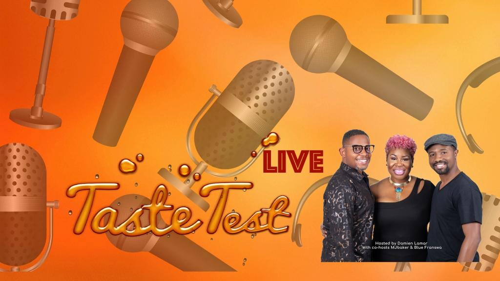 Taste Test Live