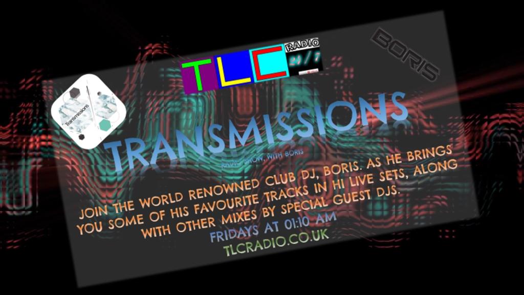 Transmissions with BORIS