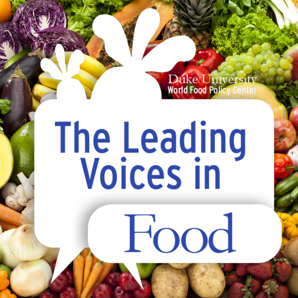 The Leading Voices in Food   Listen to