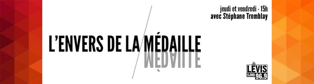L'ENVERS DE LA MÉDAILLE