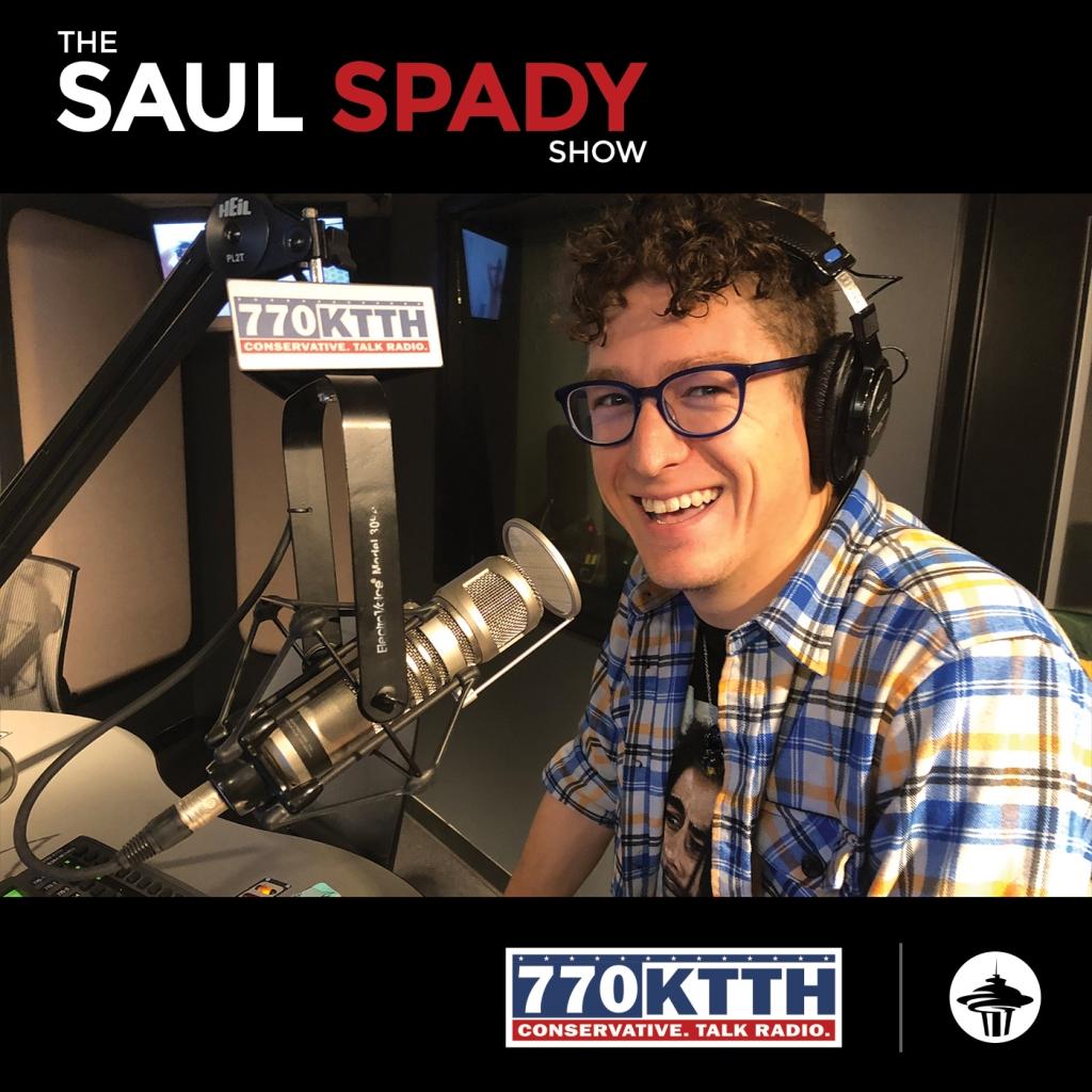 Saul Spady Show