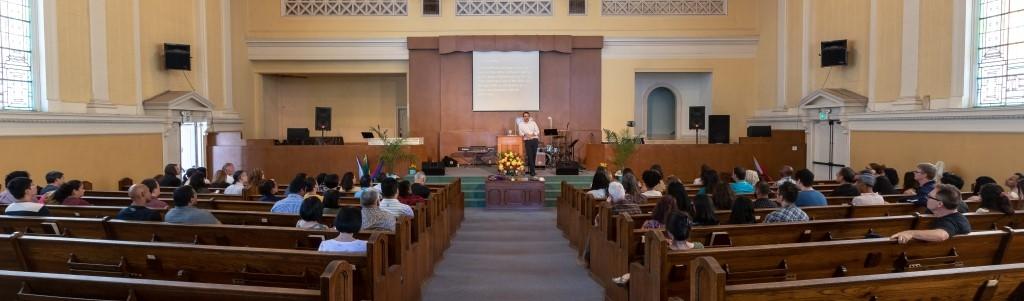 Vision Christian Fellowship of Pasadena, CA Sermons | Listen to