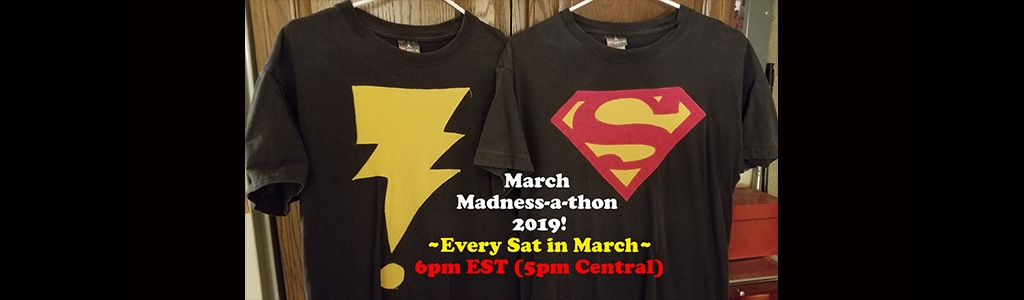(What Is) The SuperMAD! Mxyz?!™ Rock 'n' Roll Radiocast?! MADNESS-A-THON!