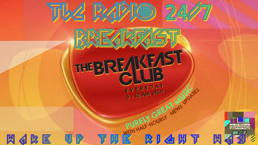 TLC Radio 24/7 Breakfast