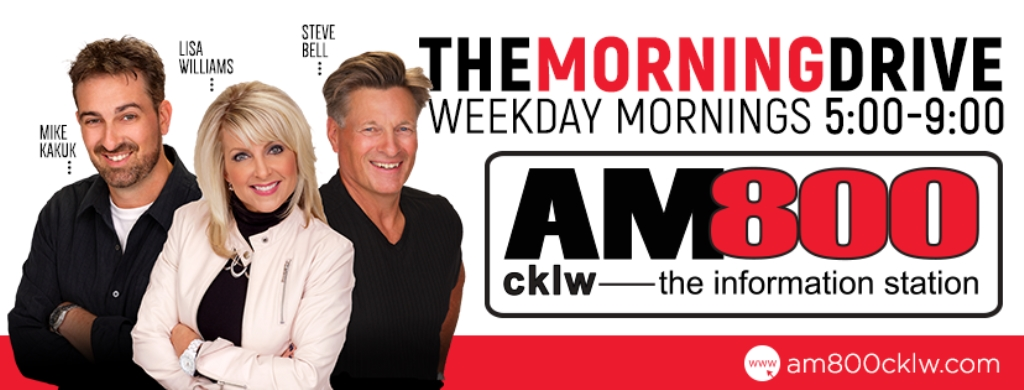 The Morning Drive with Mike & Lisa Podcast