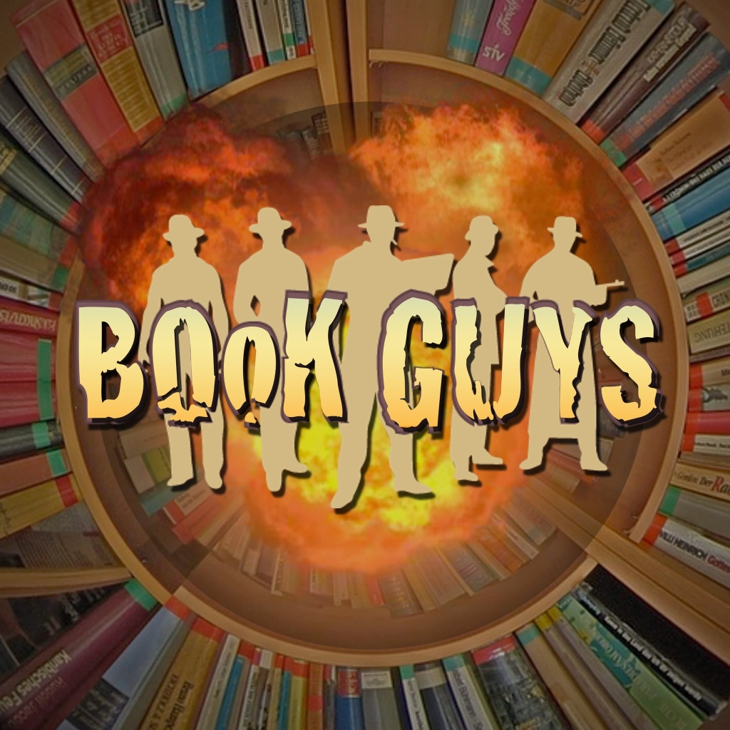 Book Guys Show (A Book Podcast)