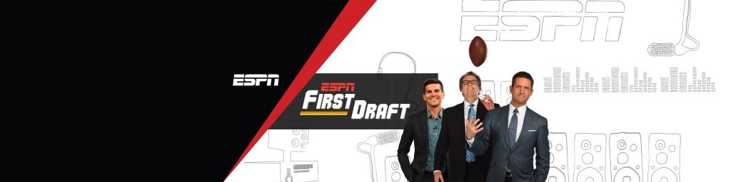ESPN: First Draft
