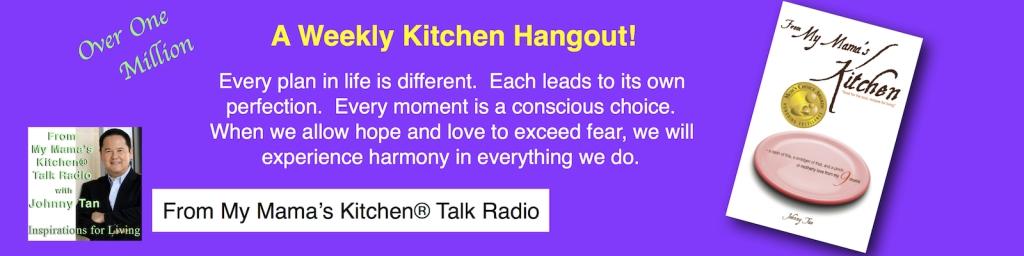 From My Mamas Kitchen® Talk Radio