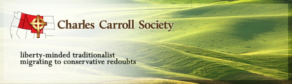 Charles Carroll Society Podcast