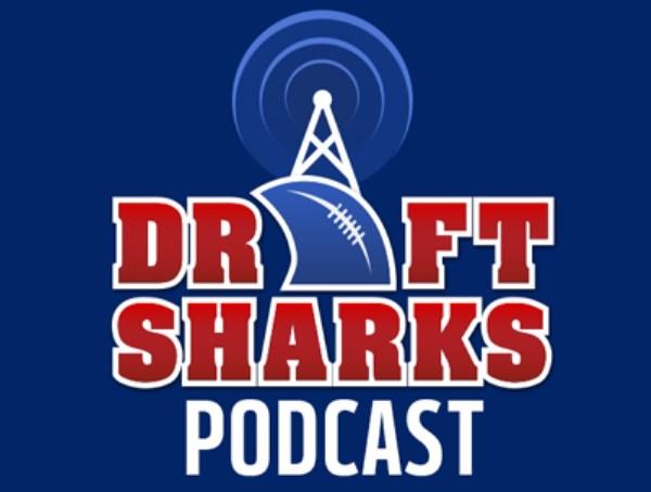 Draft Sharks Fantasy Football Podcast   Listen to Podcasts On Demand