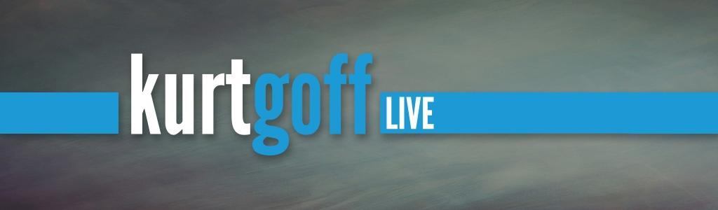 Kurt Goff Live
