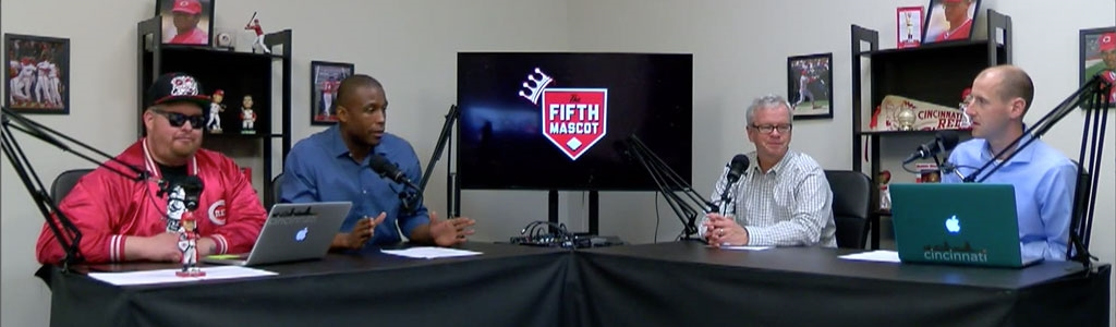 The Fifth Mascot with John Fay | Reds Podcast