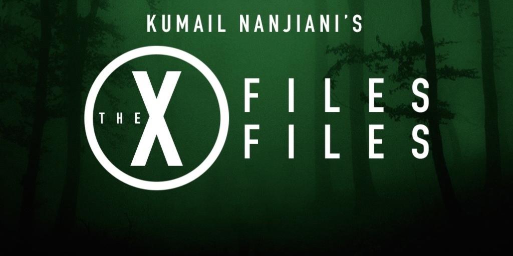 Kumail Nanjiani's The X-Files Files