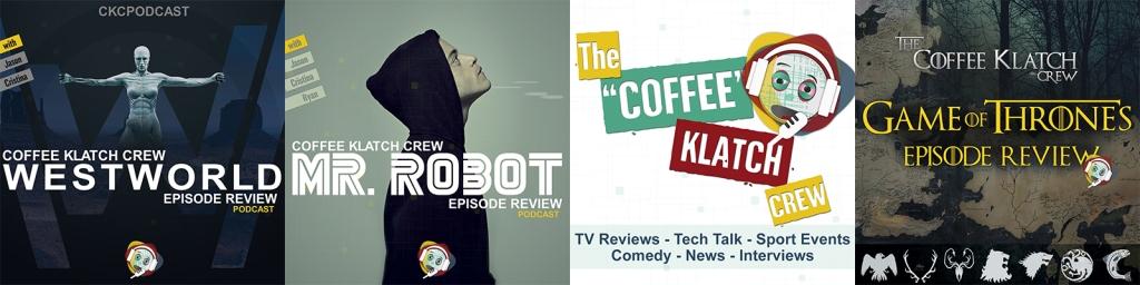 Coffee Klatch Crew Podcast