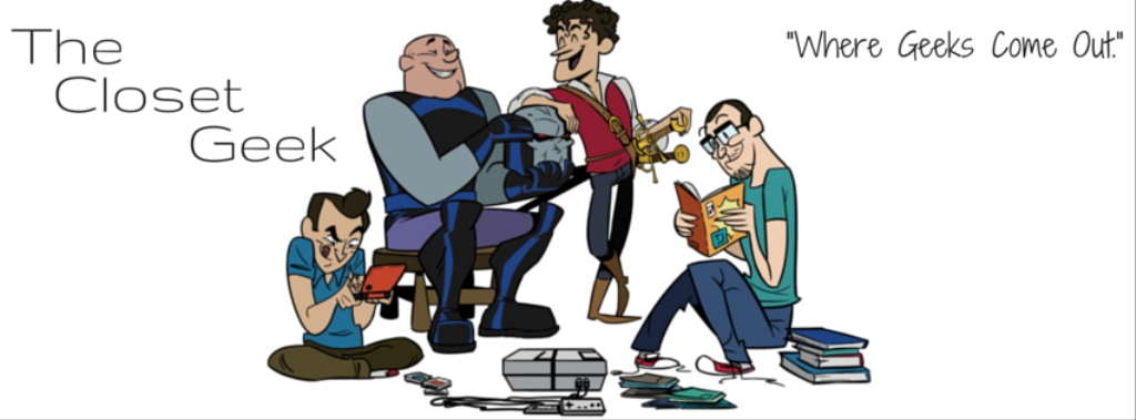 The Closet Geek