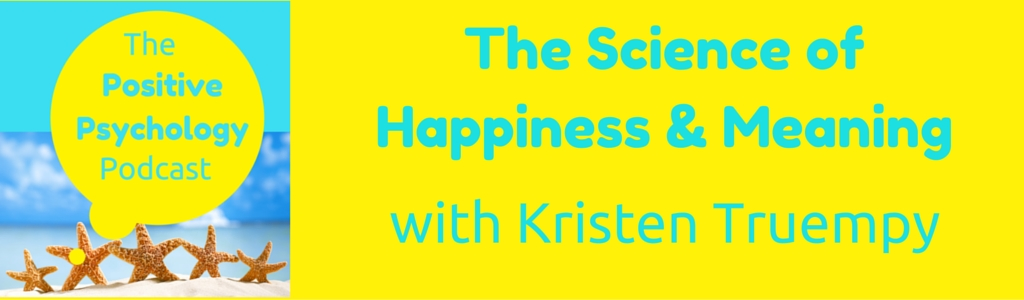 The Positive Psychology Podcast
