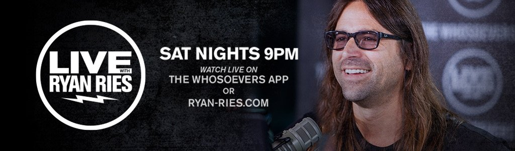 Live with Ryan Ries