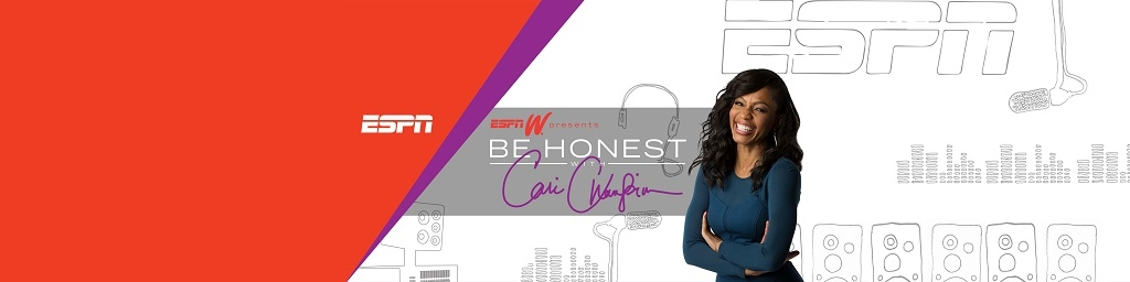 espnW presents: Be Honest with Cari Champion
