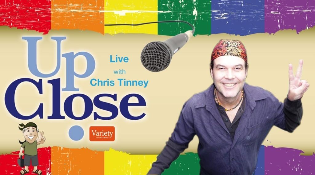 Up Close with Chris Tinney