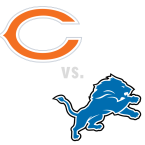 Chicago Bears at Detroit Lions