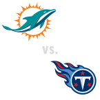 Miami Dolphins at Tennessee Titans
