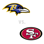 Baltimore Ravens at San Francisco 49ers