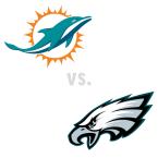 Miami Dolphins at Philadelphia Eagles