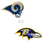 St. Louis Rams at Baltimore Ravens