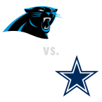 Carolina Panthers at Dallas Cowboys