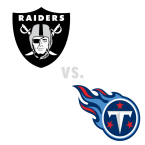 Oakland Raiders at Tennessee Titans