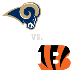 St. Louis Rams at Cincinnati Bengals