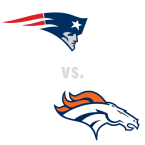 New England Patriots at Denver Broncos