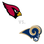 Arizona Cardinals at St. Louis Rams