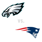 Philadelphia Eagles at New England Patriots