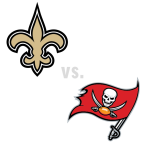 New Orleans Saints at Tampa Bay Buccaneers