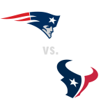 New England Patriots at Houston Texans
