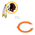 Washington Redskins at Chicago Bears