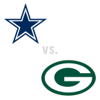 Dallas Cowboys at Green Bay Packers