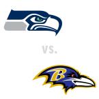 Seattle Seahawks at Baltimore Ravens